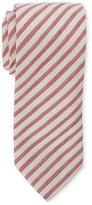 Altea Red & Tan Stripe Tie