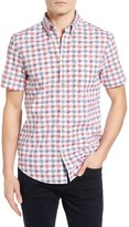 Ben Sherman Men's Mod Fit Check Sport Shirt