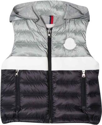 Moncler Padded Lining Multicolor Vest