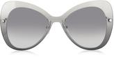 Marc Jacobs MARC 26/S 7329C Oversized Cat Eye Women's Sunglasses