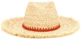 Hat Attack Raffia Hat