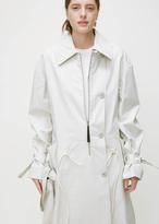 Marni titanium duster coat