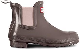 Hunter Original Gloss Chelsea Boots