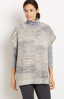 J. Jill Pure Jill Space-Dyed Easy Pullover