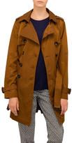 STUDIO W Trench Coat