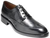 Cole Haan Warren Grand Apron-Toe Dress Shoes
