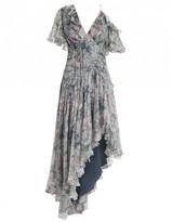 Zimmermann Cavalier Flutter Dress