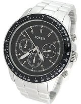 Fossil Stella Large Aluminum Silver-Tone With Women's Watch #Ch2751