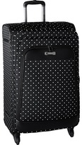 Kenneth Cole Reaction Dot Matrix Collection - 28 4-Wheel Upright Luggage
