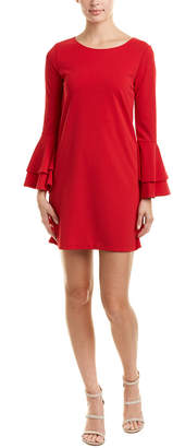 Love...Ady Ruffled Shift Dress