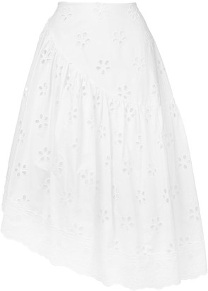Simone Rocha Broderie Anglaise Skirt
