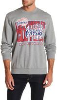Mitchell & Ness NBA Clippers Fleece Crew Neck Sweater