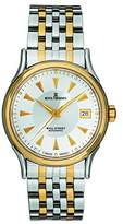 Revue Thommen Men's 20002-2148 Wallstreet Analog Display Swiss Automatic Two Tone Watch