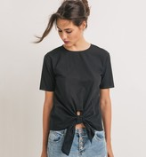 Promod Knotted top