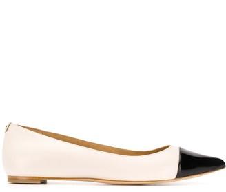 MICHAEL Michael Kors Captoe Ballerina Flats