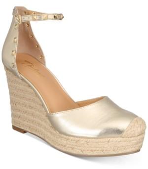 Thalia Sodi Masin Espadrille Wedge Pumps, Created for Macy's Women's Shoes