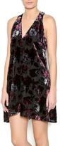 BB Dakota Kenzie Velvet Dress