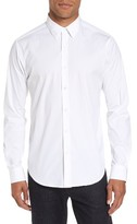Theory Men's Trim Fit Solid Sport Shirt