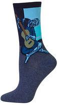 Hot Sox Old Guitarist Trouser Socks