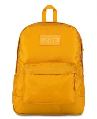 JanSport Mono Superbreak Backpack - English Mustard