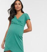 Mama Licious Mama.Licious Mamalicious nursing dress