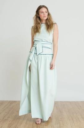 Shayne Adeline Dress in Green Size 12/14