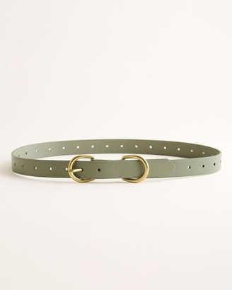 Chico's Double-Buckle Belt