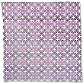 uneekee Transfloral Napkin Linen Woven Polyester Custom Printed