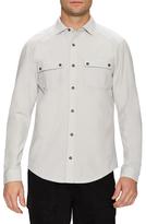 Spyder Twist Button Pocket Shirt