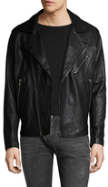 Levi's Off Road Leather Motorcycle Jacket