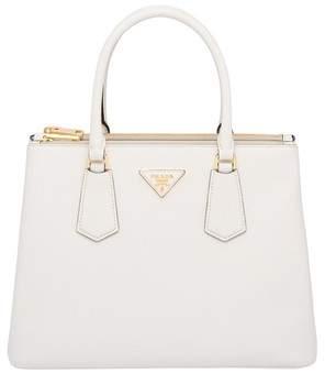 ff7d5f65a4 Beige Saffiano Leather Handbags - ShopStyle