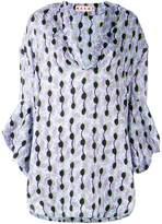 Marni printed tunic