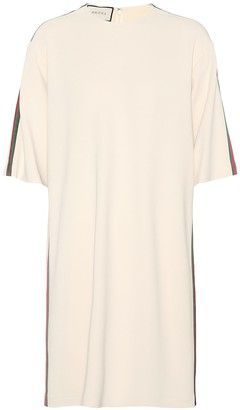 Gucci Stretch-jersey dress
