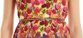 Marc Jacobs Sleeveless Floral Sheath Dress