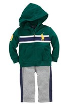Ralph Lauren Fleece Hoodie & Pants (Baby Boys)
