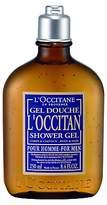 L'Occitane for Men Hair & Body Shower Gel, 250ml