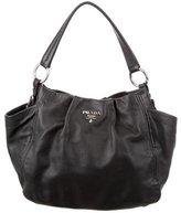 Prada Nappa Leather Hobo