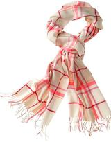Gap Plaid scarf