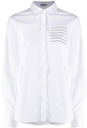 Brunello Cucinelli Patch-Pocket Shirt