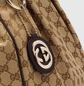 Gucci sukey medium GG canvas tote