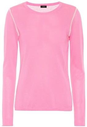 Joseph Cotton-blend sweater