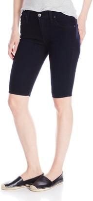 James Jeans Women's Twiggy Bermuda Trouser Short