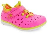 Stride Rite Girl's 'Made2Play - Phibian' Sneaker