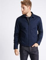 Marks and Spencer Pure Cotton Jacket with StormwearTM