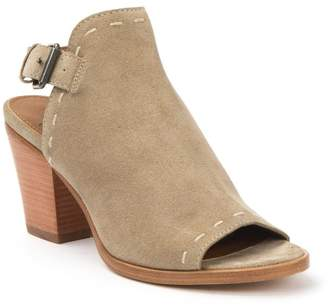 Frye & Co Donna Suede Slingback Heel