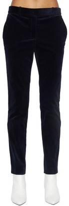 Theory Slim-Fitted Corduroy Pants