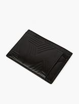 Marni Black Embossed Leather Cardholder