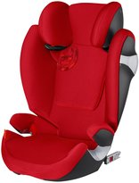 Cybex Solution M-Fix Booster Car Seat - Hot/Spicy