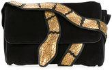 RED Valentino snake shoulder bag