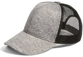 Zella Women's Baseball Hat - Grey